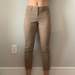 The Limited Exact Stretch Size 6 Cropped Pant